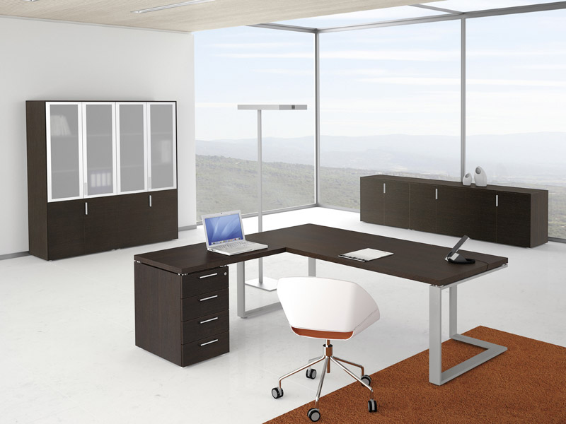 Birouri moderne castello mobila italiana cu stil for Bureau moderne