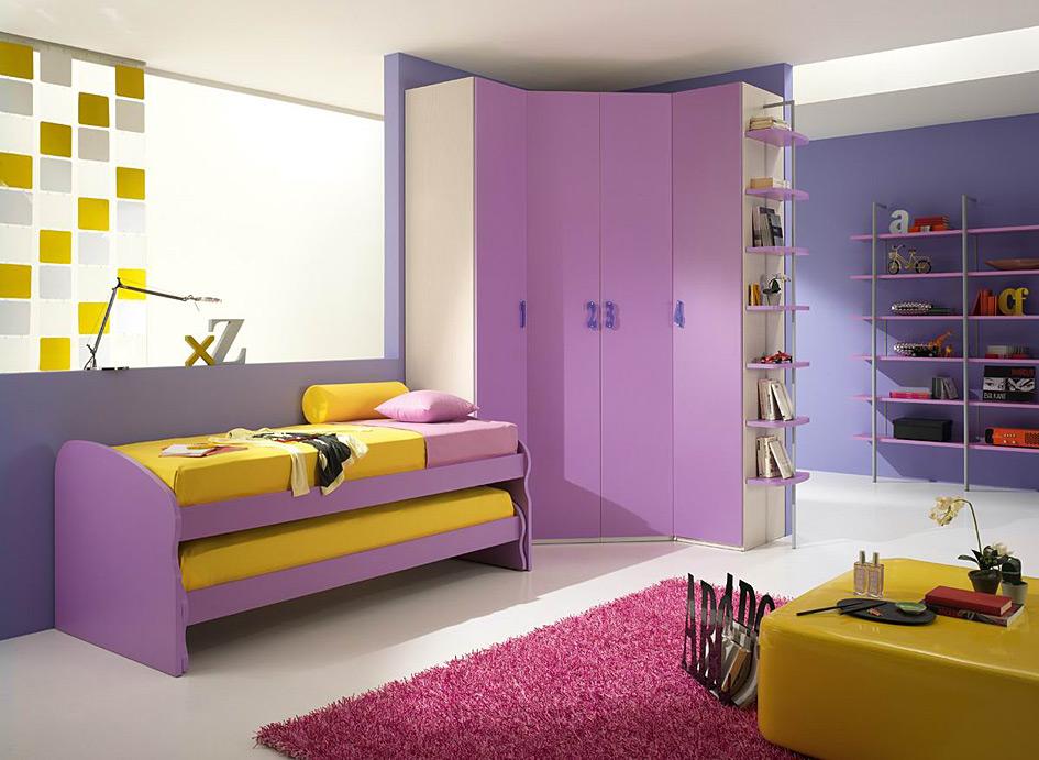 Dormitoare Moderne Tineret