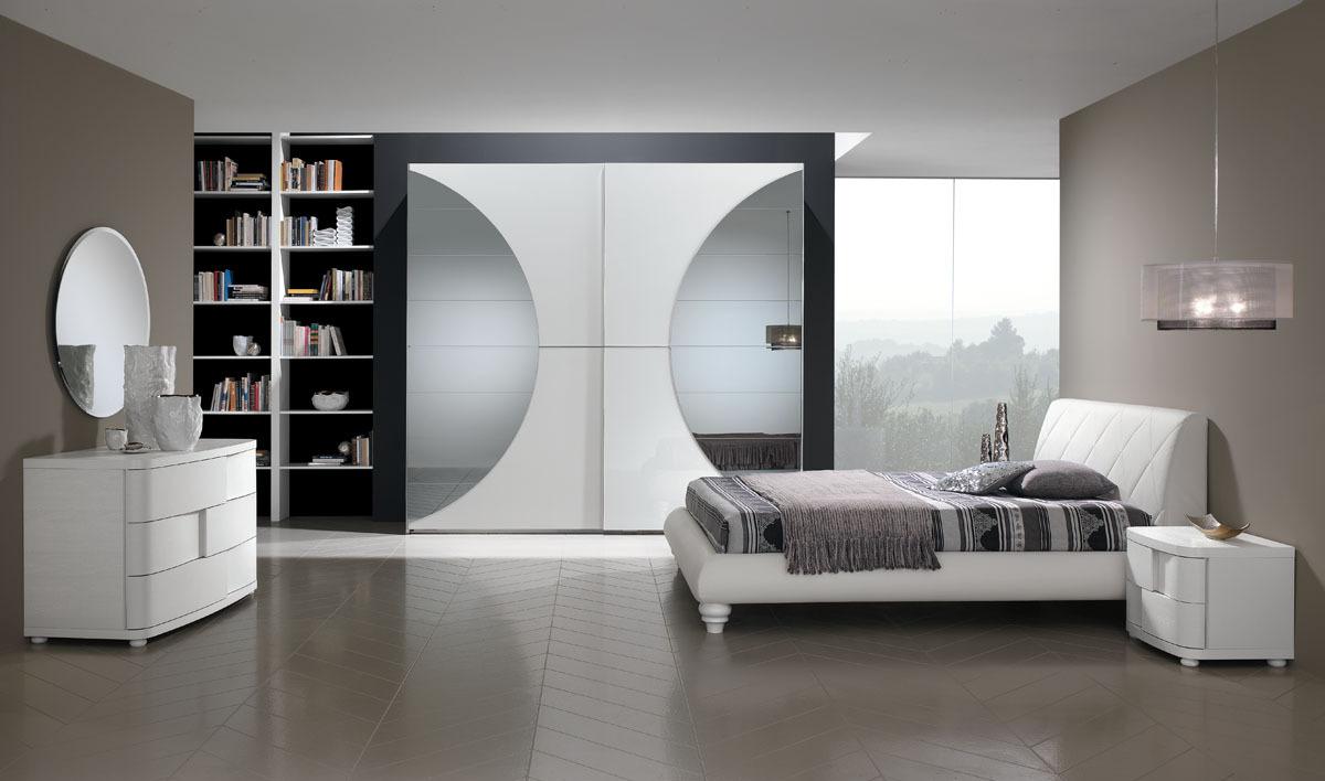 Dormitoare contemporane castello mobila italiana cu stil - Stanze da letto complete ...