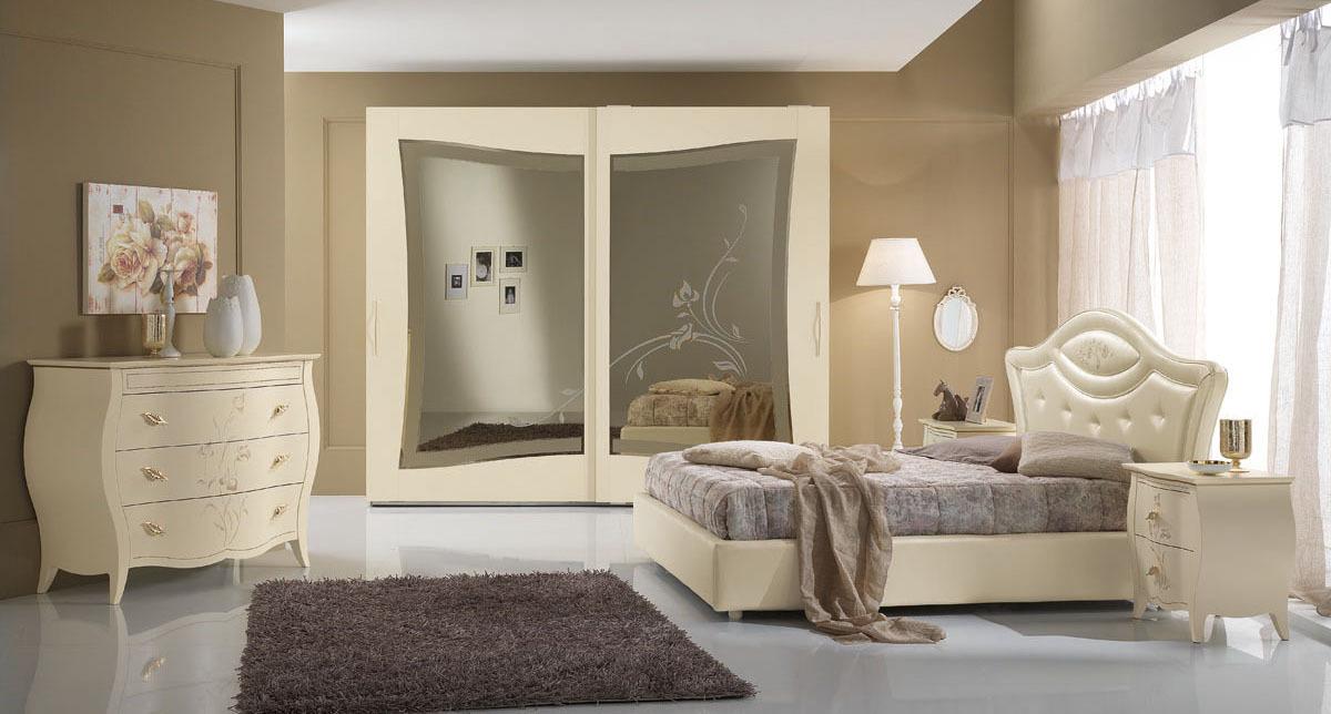 Camere Da Letto Classiche Color Avorio : Dormitoare moderne « castello mobila italiana cu stil